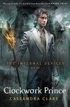 Book Review: Clockwork Prince – An Infernal Devices Novel