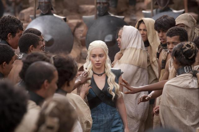 Game of Thrones 3x10 - Mhysa 3