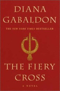 The Fiery Cross - Diana Gabaldon Outlander #5